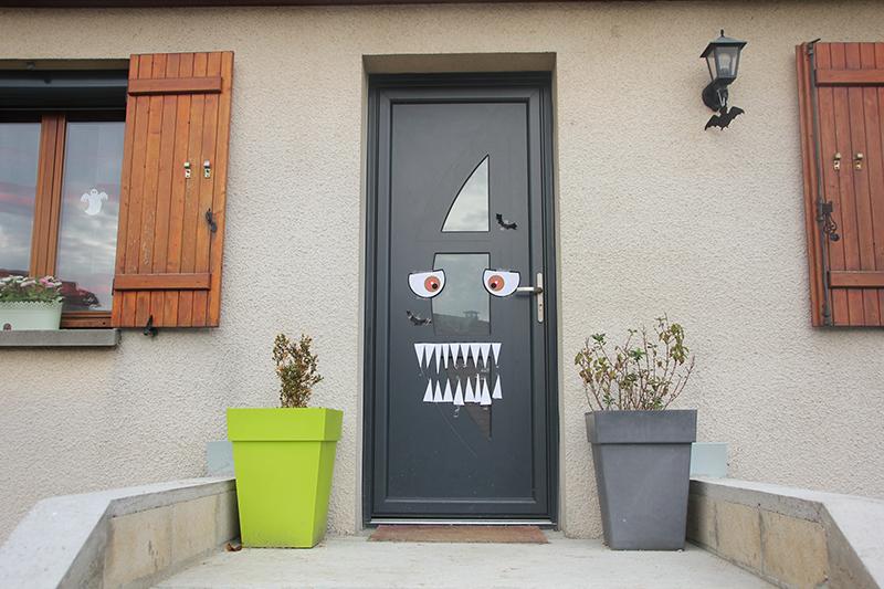 Porte Halloween