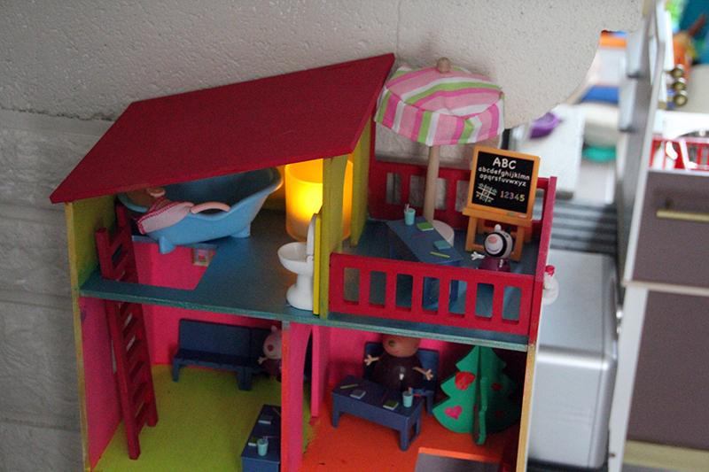 Maison de poupées idées