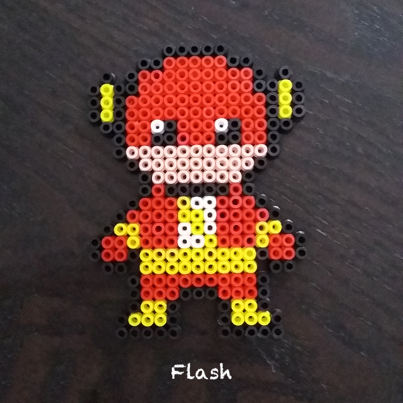 Flash bead set