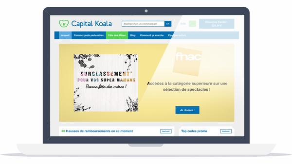Capital Koala site