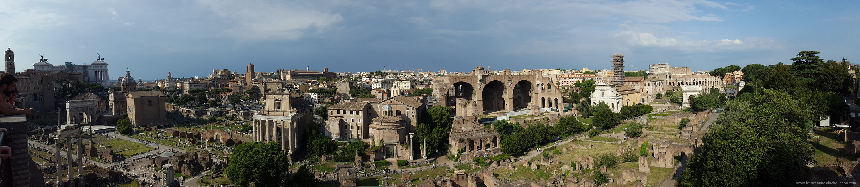 Foro Romano Panorama