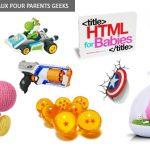 TOP 15 des cadeaux pour parents geeks