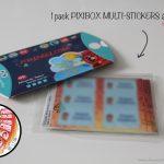 Test des étiquettes photos Pixilabel + Concours