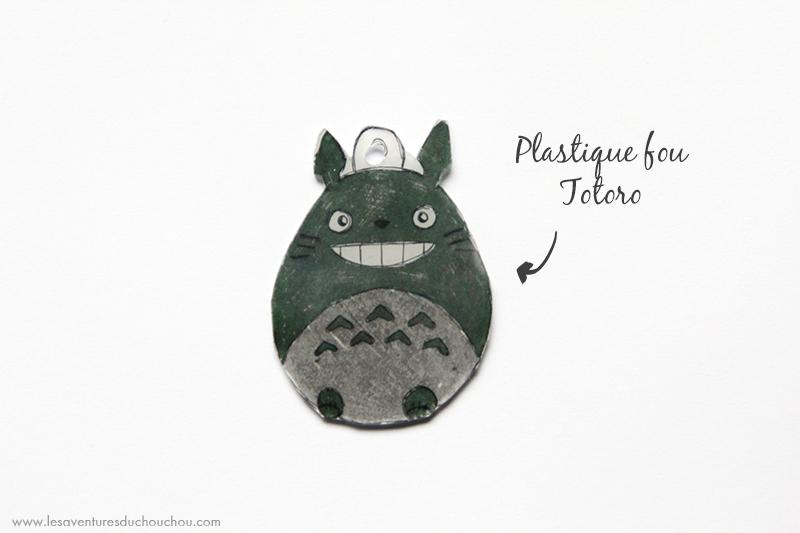 Plastique dingue Totoro