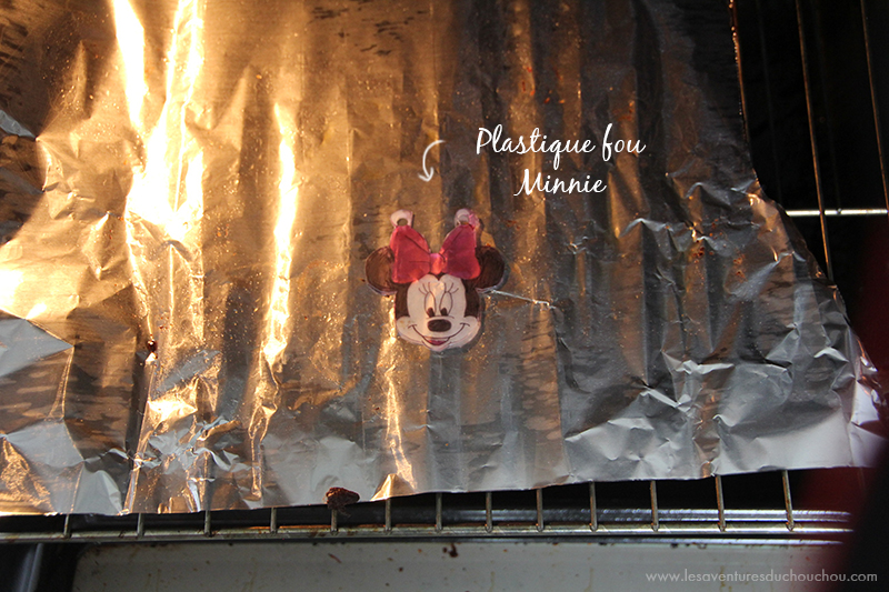 Plastique fou Minnie