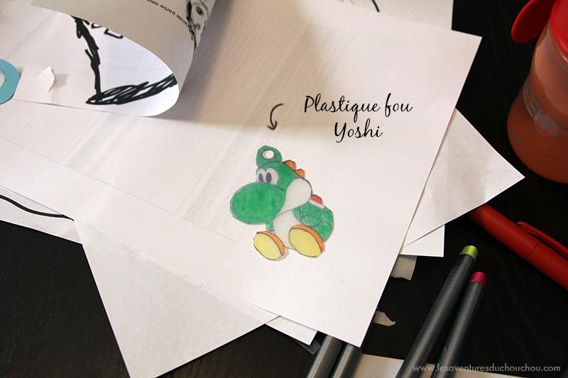 Plastique fou Yoshi