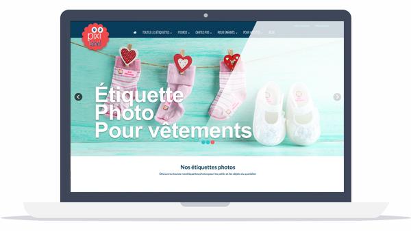 Site Pixilabel