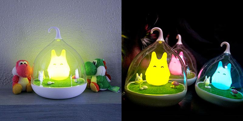 Veilleuse Totoro