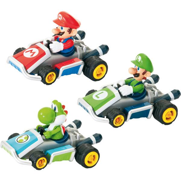Voitures Mario Kart