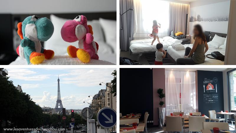 Avis Hôtel Paris