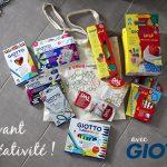 En avant la créativité avec Giotto !