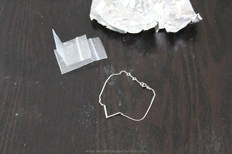 Bracelet bougie