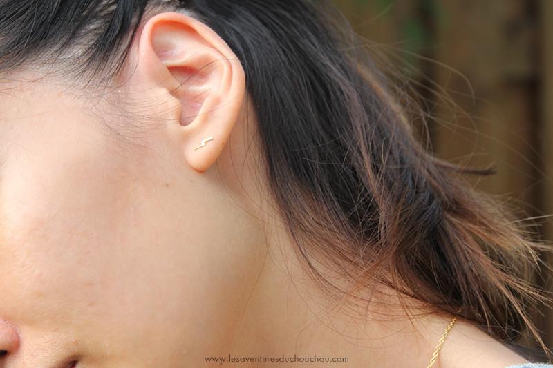 Earrings Flash