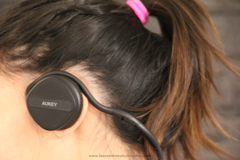 Casque bluetooth Aukey