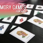 Jeu de Memory à imprimer / Memory Game Printable (Disney Princess & Superheroes)