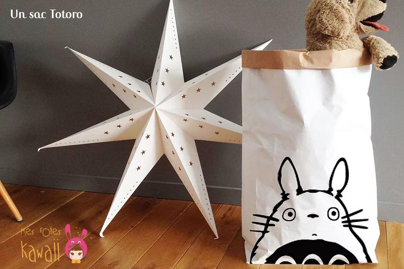 Sac Totoro
