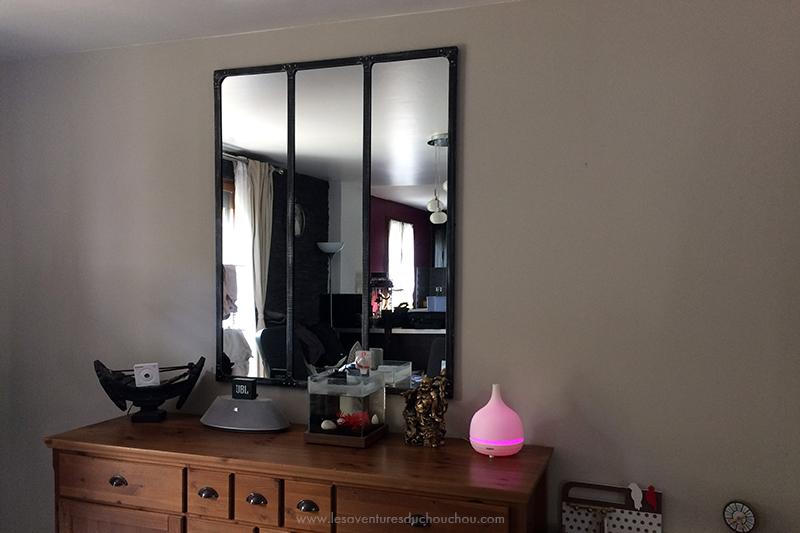 miroir verrière deco