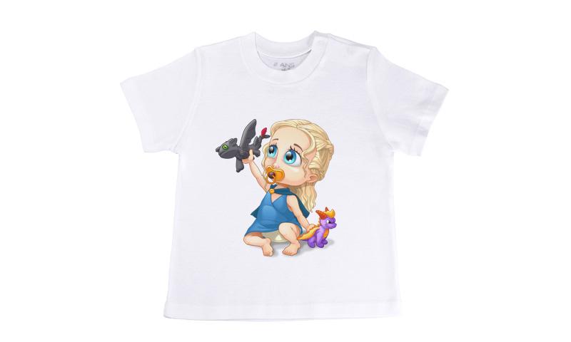 T-shirt GOT