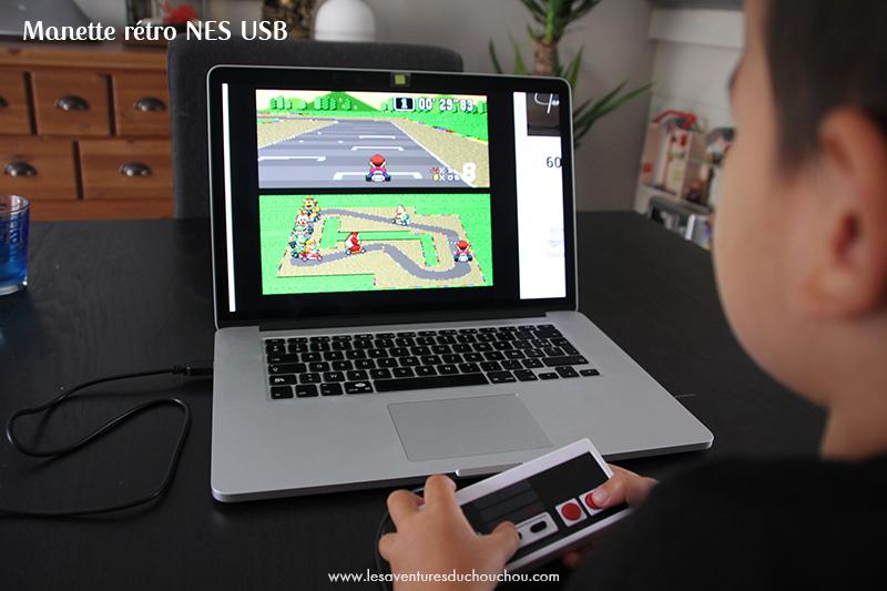manette NES usb