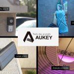 Tests produits AUKEY #3 : enceinte bluetooth, lampe solaire, ampoule connectée, sonnette sans fil