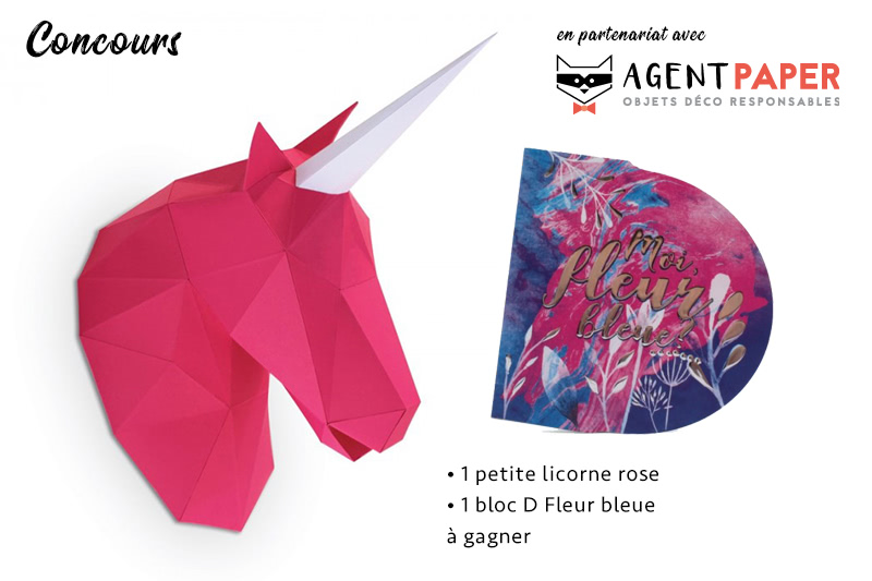 Concours Agent Paper