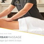 Urban Massage : on a testé le massage duo 90 min