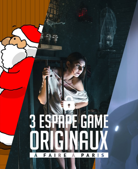 escape game insolites