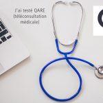J'ai testé la téléconsultation médicale avec Qare