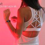 Test de la montre connectée Fitbit Alta HR