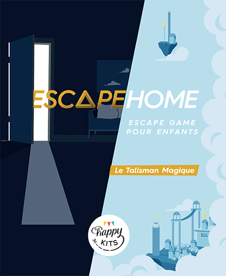 escape game à la maison