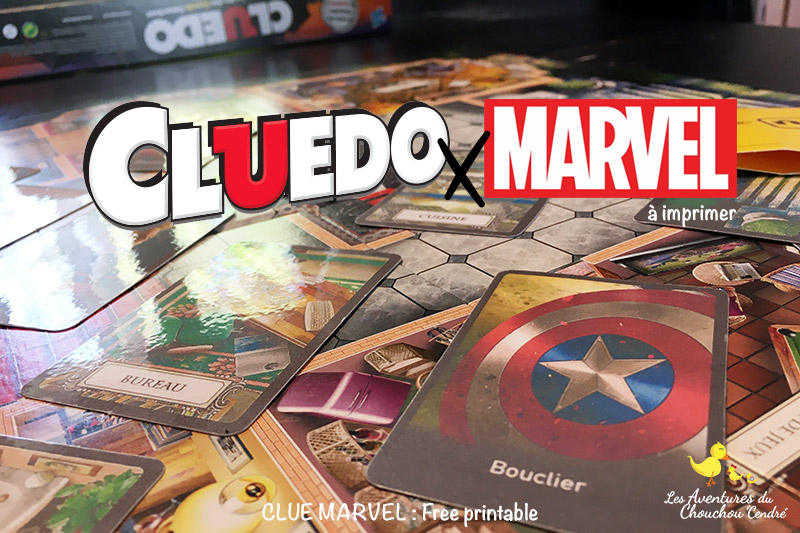 Clue Marvel
