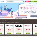 Découvrez eBuyClub, le site qui rembourse de l'argent sur vos achats