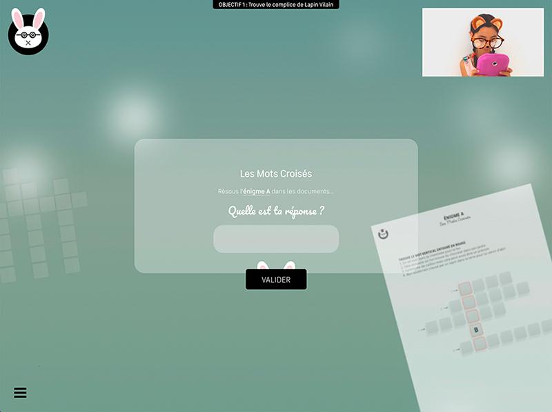 Jeu interactif
