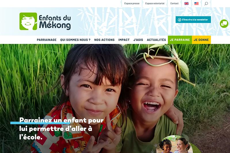 Enfants du Mekong